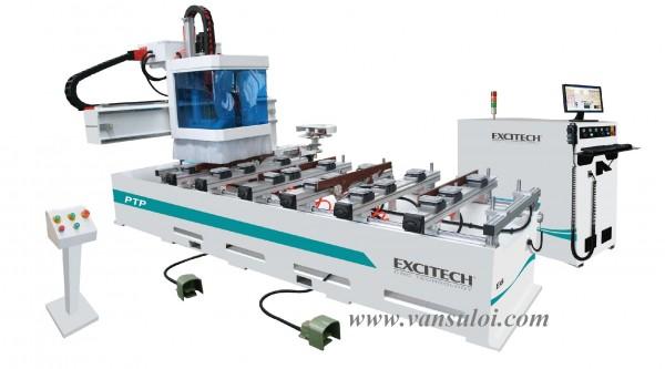 Hệ máy khoan CNC E-6