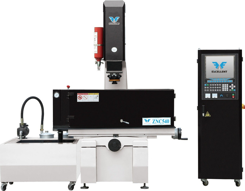 Máy Tia Lửa Điện CNC Với Động Cơ Servo