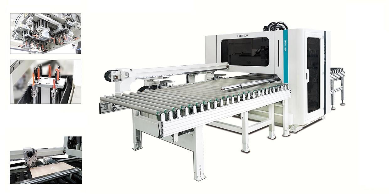 EH/EHS/EHSAW Máy Khoan CNC ( 5 Mặt/6 Mặt )