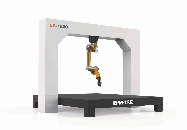 Robot Cắt 3D Fiber Laser