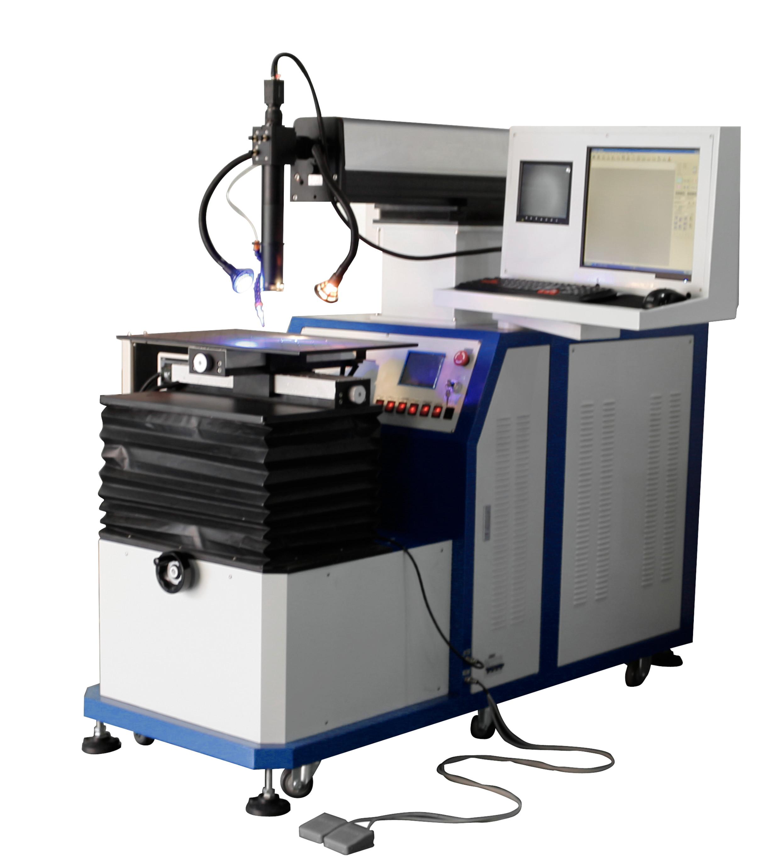 Máy hàn Laser tự động